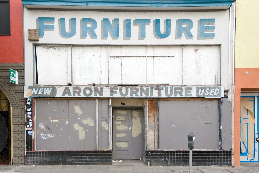 Brick and Mortar 01 : USA - San Francisco - 2008
