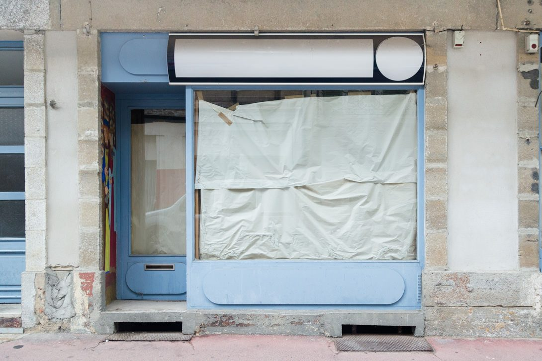 Brick and Mortar 03 : France - Vichy - 2015