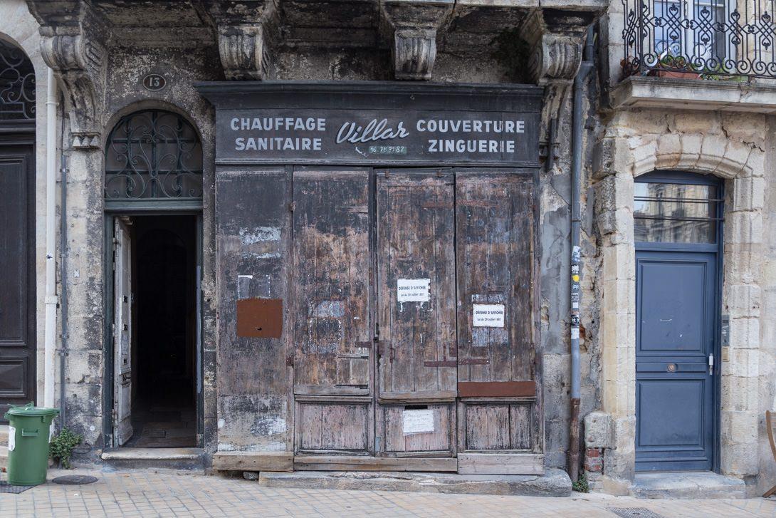 Brick and Mortar 04 : France - Bordeaux - 2016