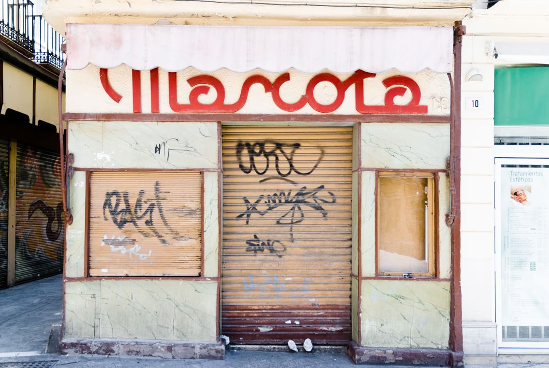Brick and Mortar 06 : Spain - Malaga - 2014