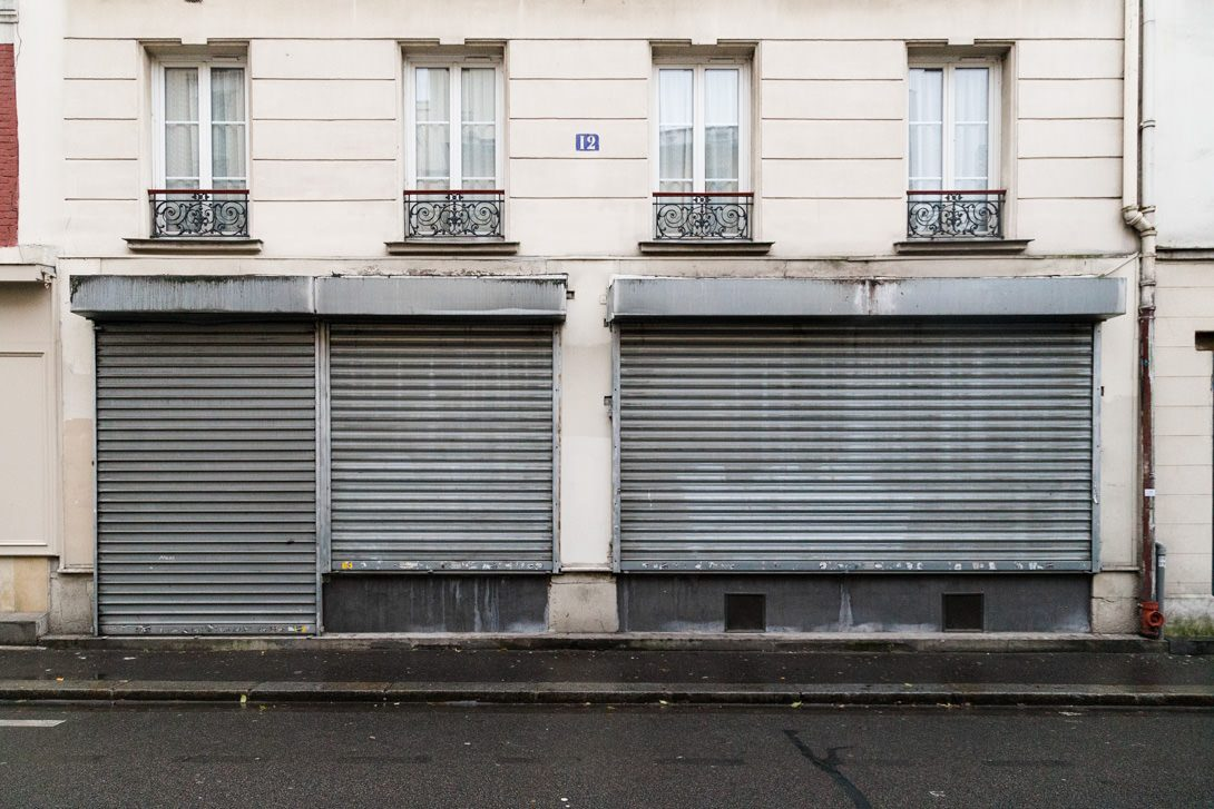 Brick and Mortar 07 : France - Paris - 2014