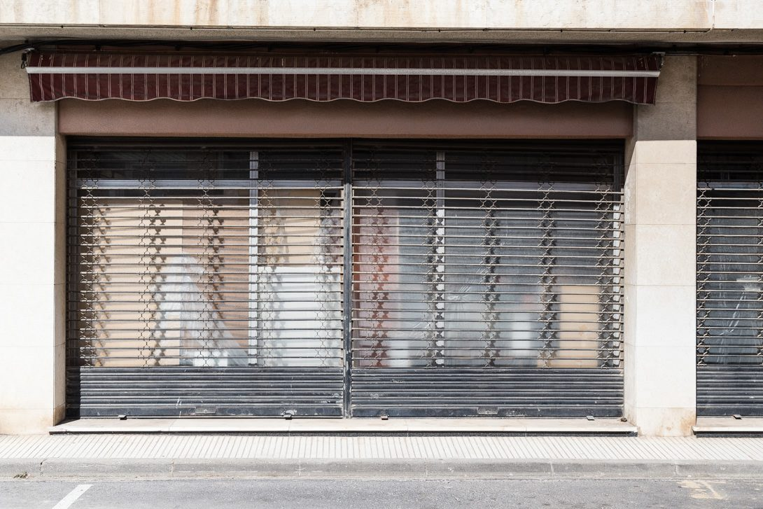Brick and Mortar 09 : Spain - La Bisbal - 2015