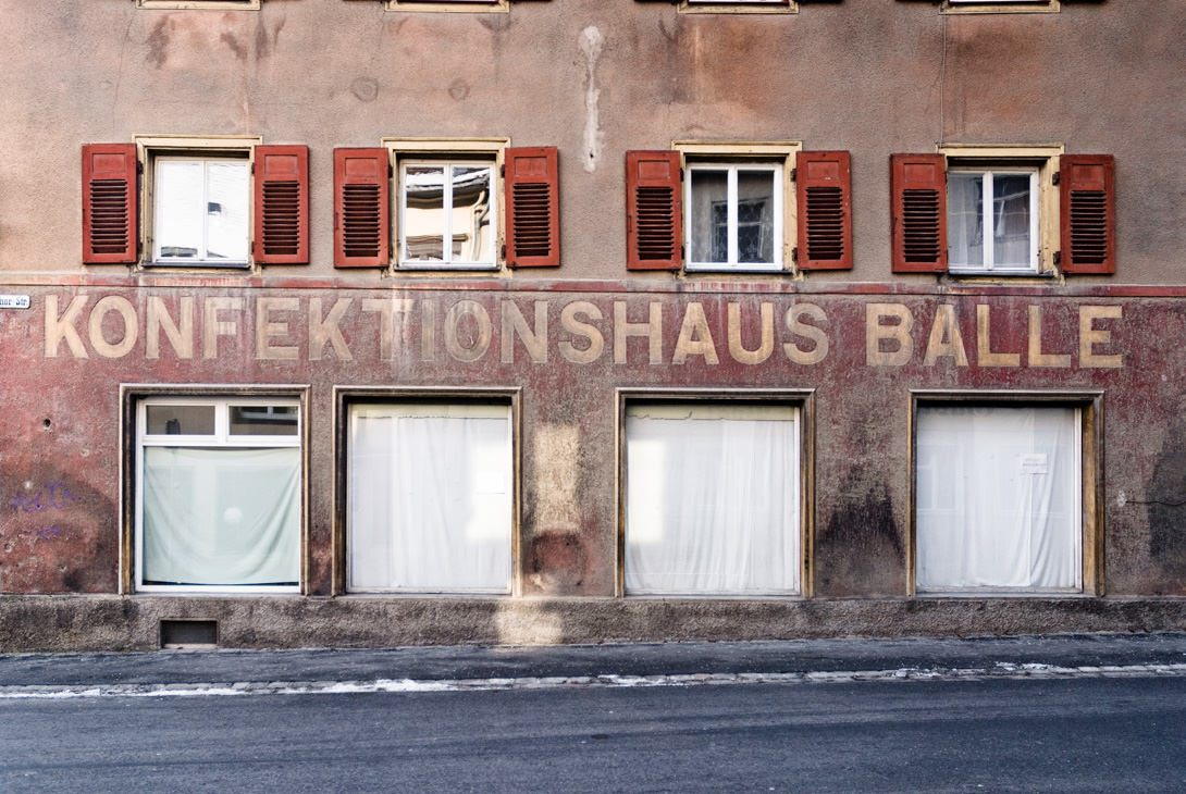 Brick and Mortar 11 : Germany - Rottweil - 2007