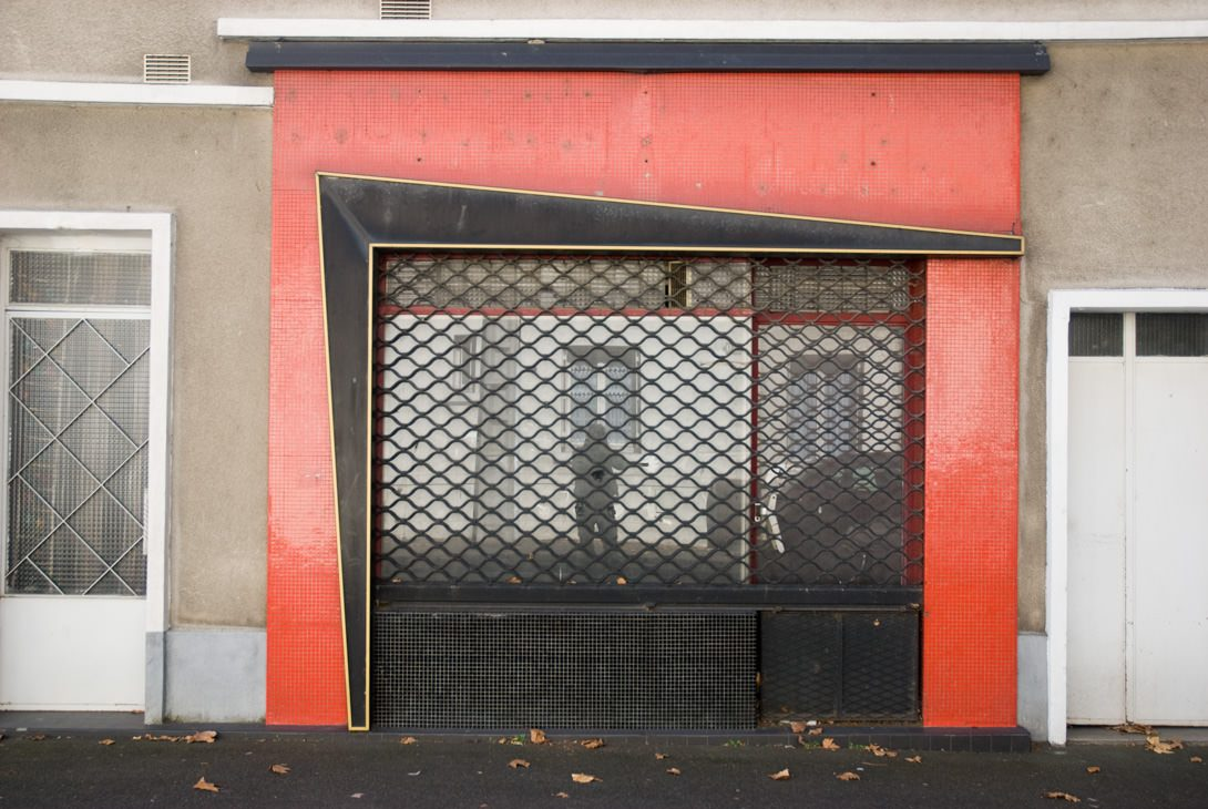 Brick and Mortar 20 : France - Tours - 2007