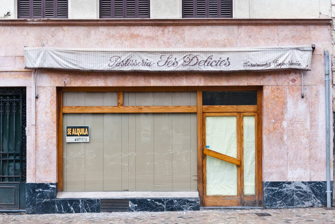 Brick and Mortar / Friches Futures 24 : Spain - Majorca - 2010