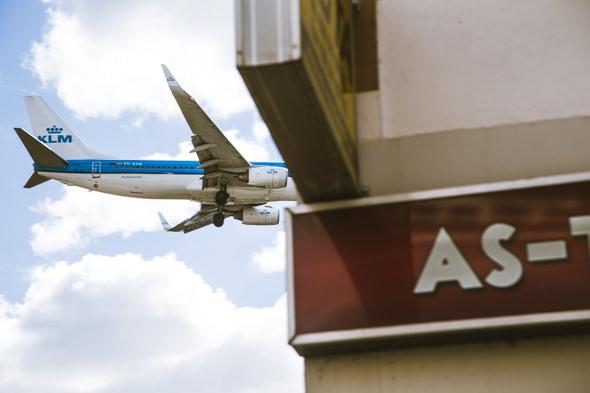 KLM - Photo Didier Laget