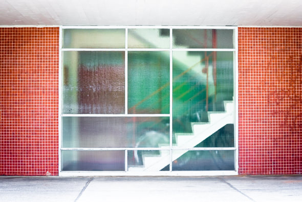 Oscar Niemeyer - Hansaviertel Housing Altonaer Straße 4-14, Berlin - 1957 - Photo Didier Laget
