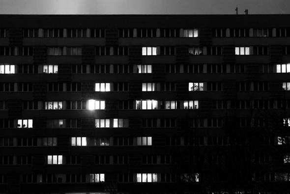 Plattenbau - Photo Didier Laget