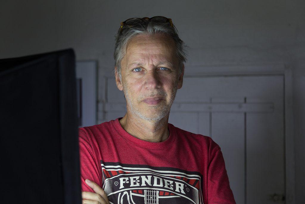 Autoportrait-Didier-Laget