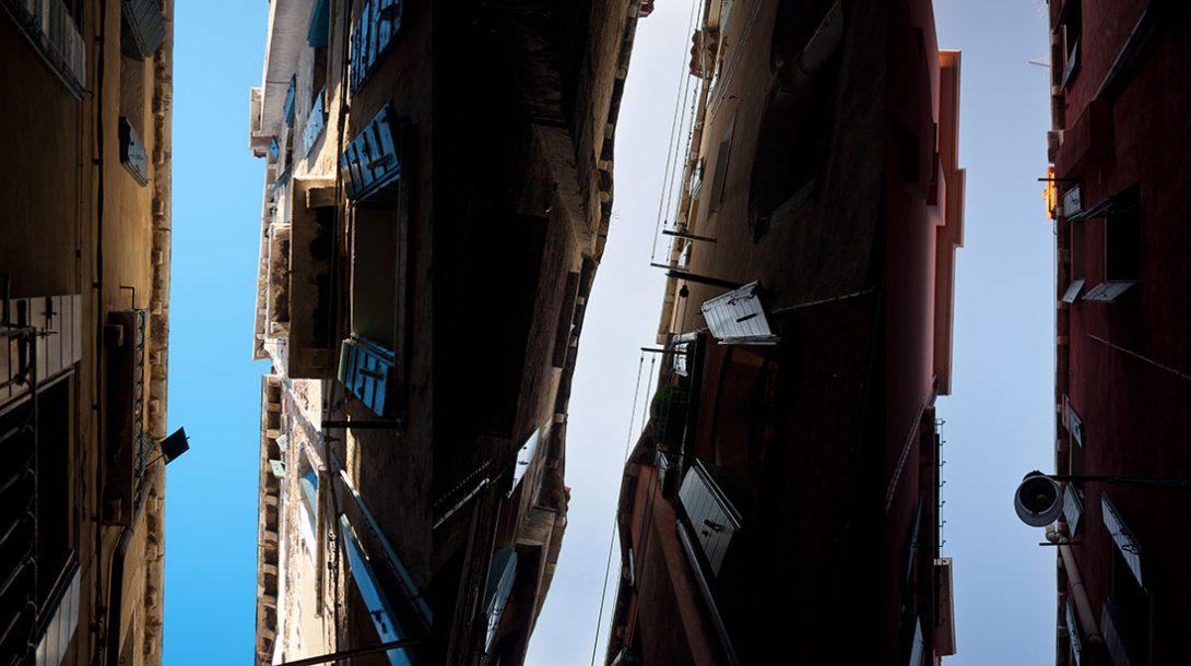 En l'air Venise Cannaregio